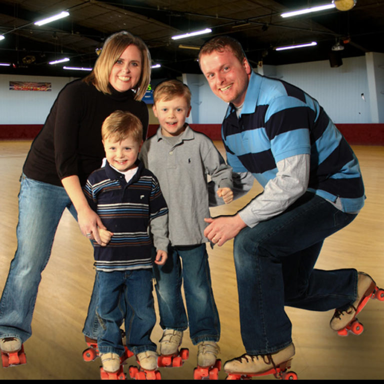 Pizza Special Skate Night at Skagit Skate