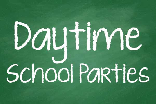 Daytime School Party